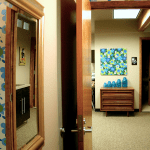Interior of the SK&H Bend office.
