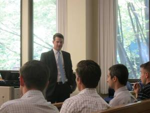 Brad Miller Presents CLE on Statement of Assets & Liabilities