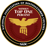 National Association of Distingued Counsel logo