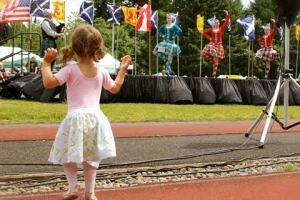 future Scottish Highlands dancer