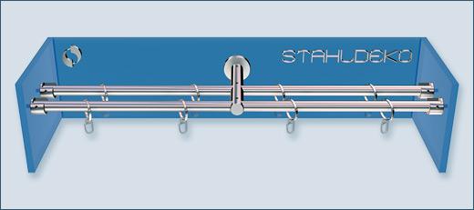 20 v2a stainless steel rod bracket