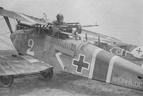 Deutscher Schlachtflieger