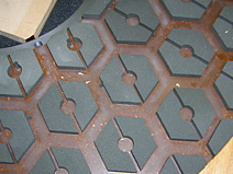 Fixed Abrasive Grinding Wheel