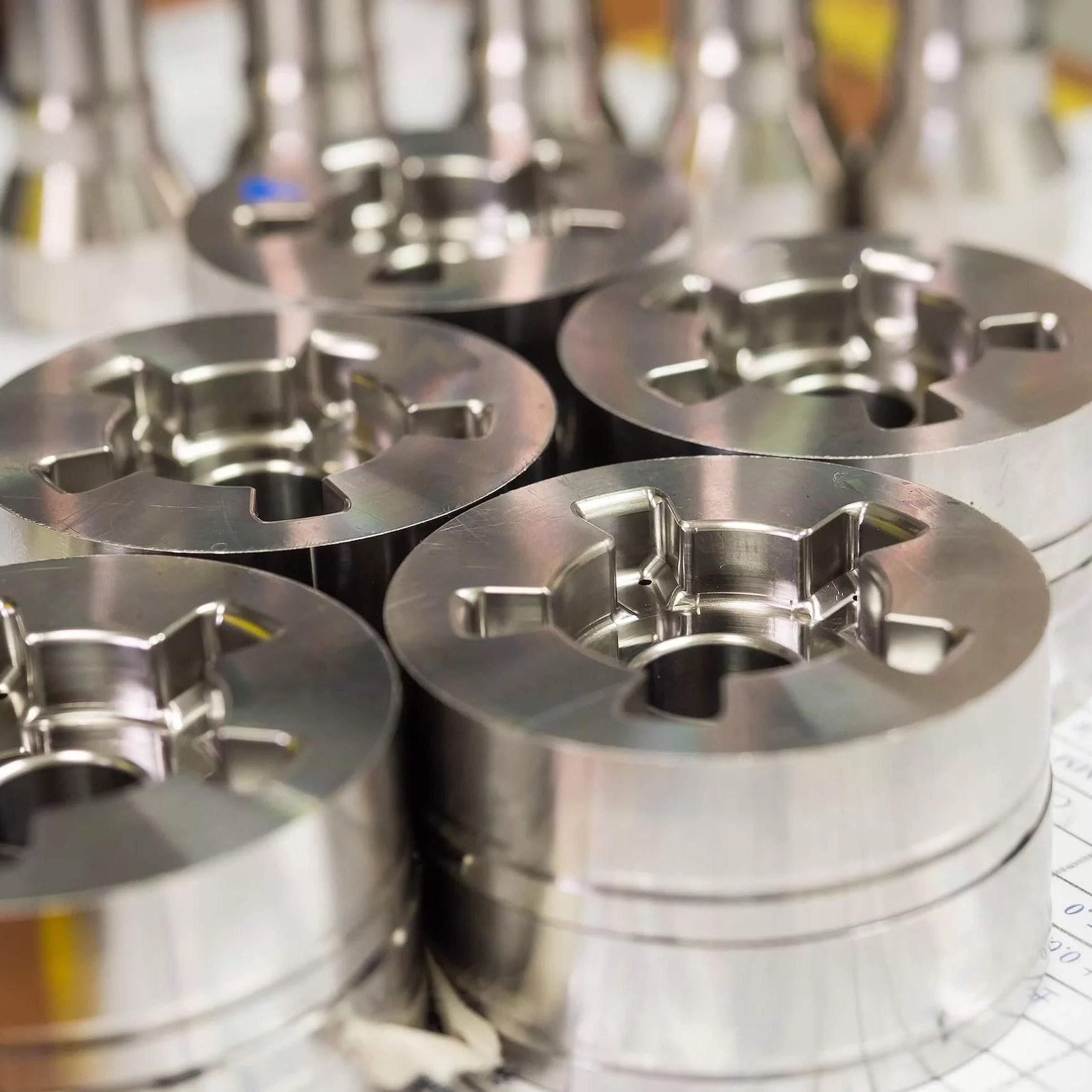 Precision Grinding Automotive parts
