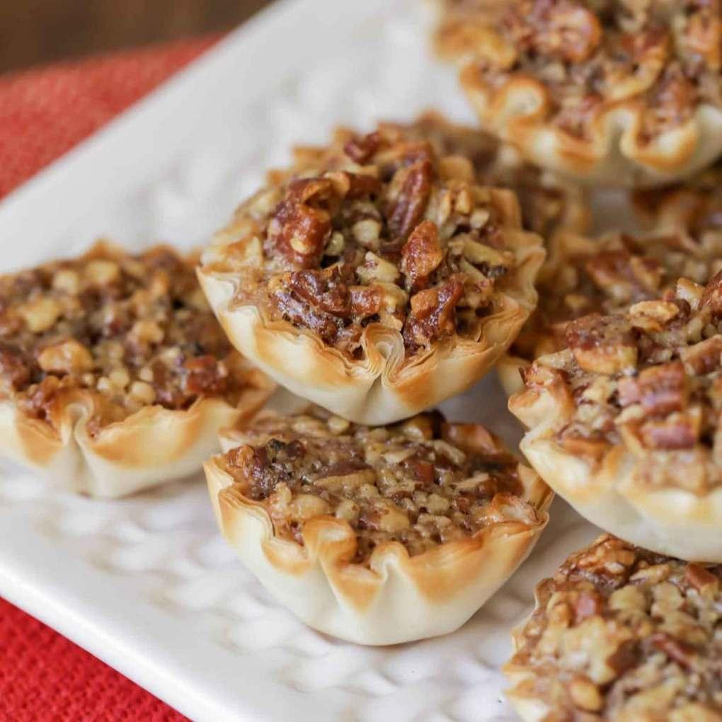 Pecan Snacks