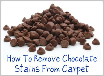 How To Get Old Chocolate Milk Out Of Carpet ...