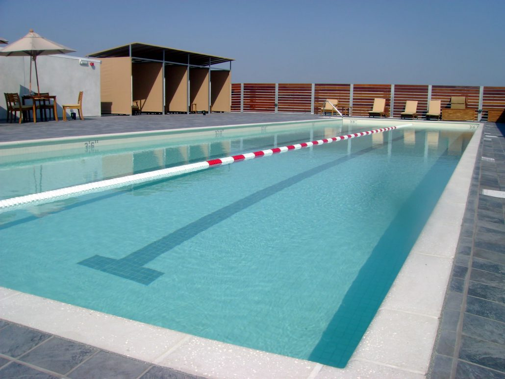 Stainless Steel Pool And Stainless Steel Hot Tub Installation
