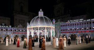 Dior 2021 Cruise Highlights Artistry From Puglia