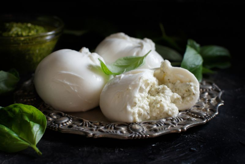 What is Burrata – Wanted in Rome