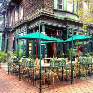 Your NEW Ultimate Guide to Outdoor Dining in Hoboken + Jersey City