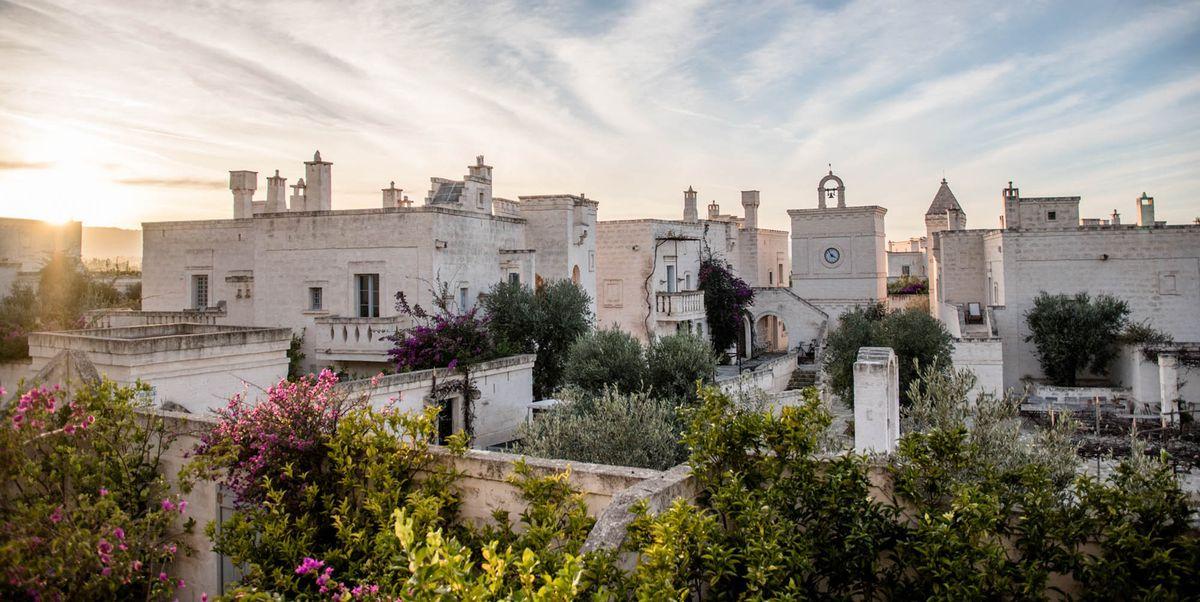 The best hotels in Puglia