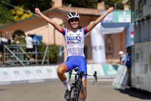 'Finally, we're being taken seriously' says Cecilie Uttrup Ludwig of 170km Giro Rosa stage