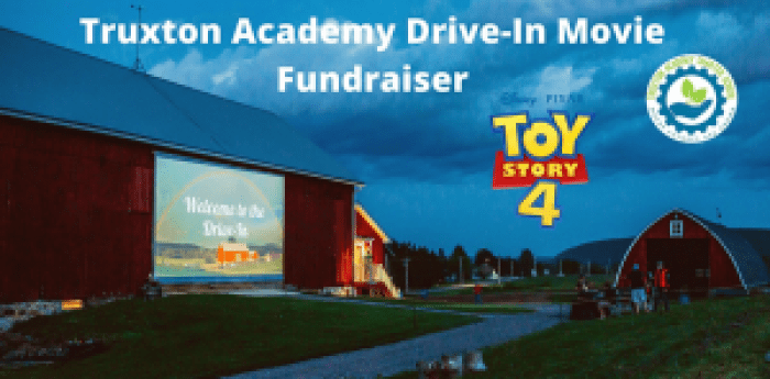Truxton Academy plans drive-in movie fundraiser -