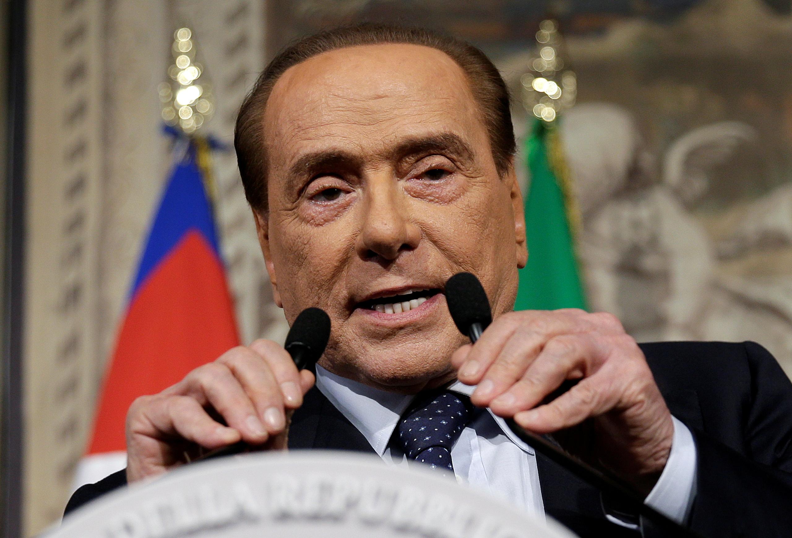 Berlusconi's health condition improves – Newsbook
