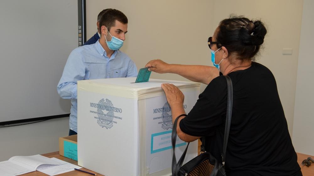 Italians vote in regional elections, constitutional referendum | Italy