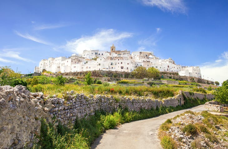 Take your mind off the pandemic in Puglia -