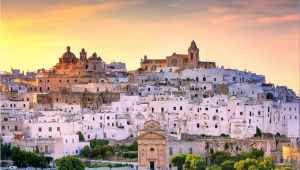Take your mind off the pandemic in Puglia