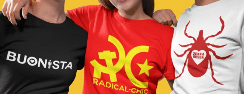 T-Shirt Radical Chic