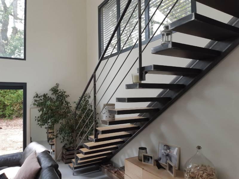 ou acheter un escalier contemporain en