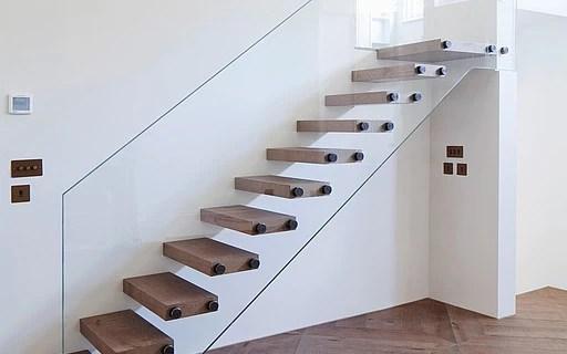 Gli interni più belli del mondo. Turned Stairs Siller Stairs