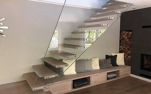 Interior Stairs Siller Stairs | Designs Of Stairs Inside House | Cool House | Fancy House | House Design Video | House Indoor | Old House