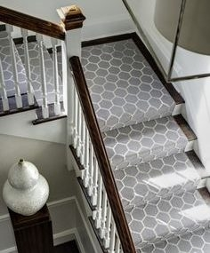 Stair Runner Ideas Stairs Carpet Runners Staircase Carpeting   Carpet For Stairs And Landing   Textured   Patterned   Silver   Neutral   Hardwood