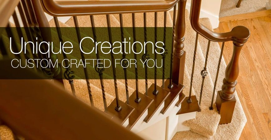 Stair Parts Handrails Stair Railing Balusters Treads Newels | Banister Rail And Spindles | Component | Interior | Lj Smith | Newel Post | Porch