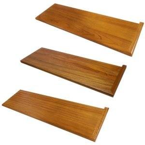 Stair Treads Risers Hardwood Oak Stair Treads In Curved | Hardwood Floor Stair Treads | Wooden | Hand Scraped | Redwood | Pergo Floor | Laminate Flooring