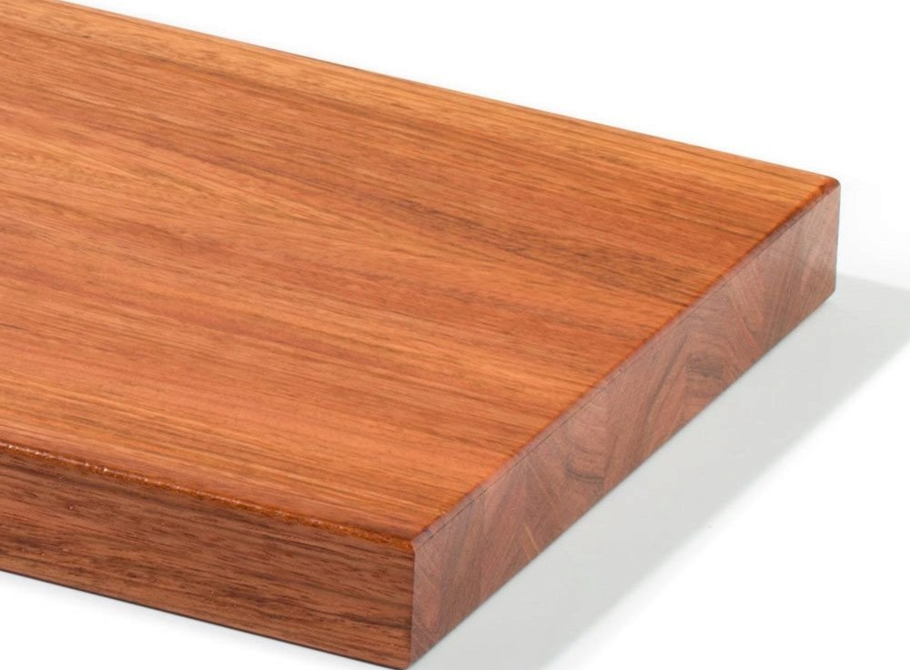 1 1 2 Thick Stair Treads Stairsupplies™   Real Wood Stair Treads   Outdoor Rubber   Solid Oak   Acacia   Red Oak   Standard Length 48