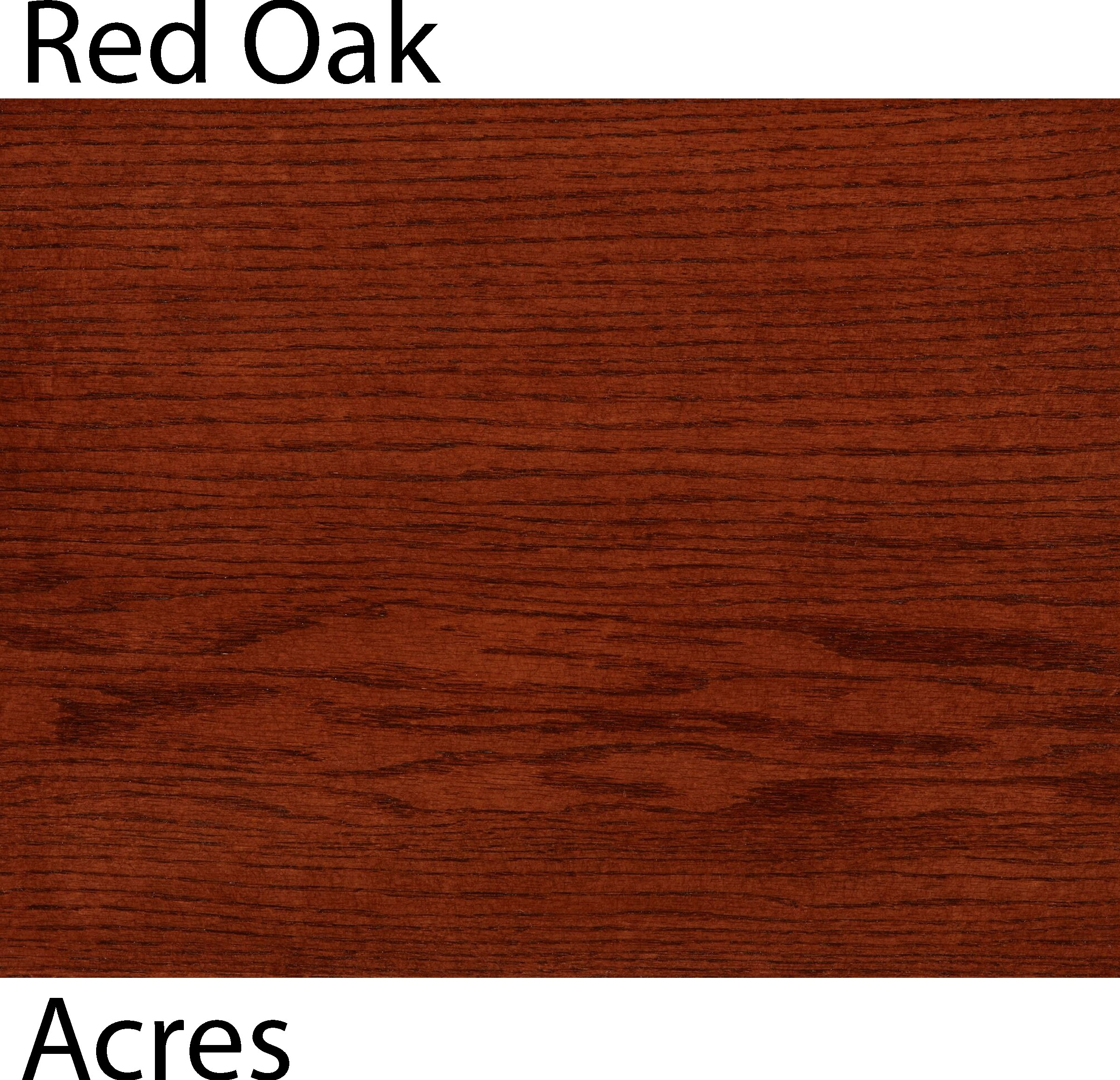 Red Oak Wood Stairsupplies™   Red Oak Stair Railing   Inside   2 Tone   Beautiful   Color   Two Toned