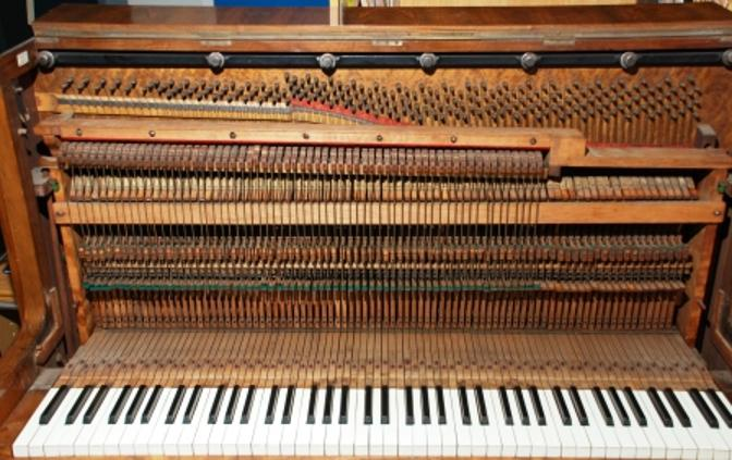 What Is A Birdcage Piano?