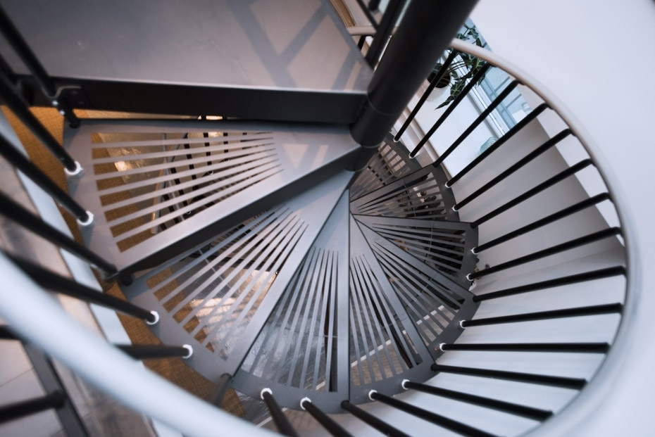 Spiral Stairs Spiral Staircases For Sale The Stairway Shop | Used Metal Spiral Staircase For Sale | Stair Parts | Cast Iron | Foshan Demose | Wrought Iron | Stair Case