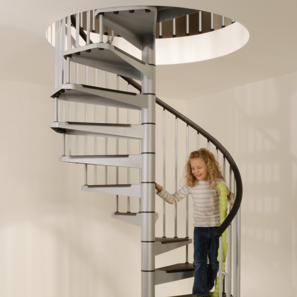 Spiral Stairs Spiral Staircases For Sale The Stairway Shop | External Spiral Staircase For Sale | Stair Treads | Staircase Ideas | Steel Spiral | Metal Spiral | Staircase Railings