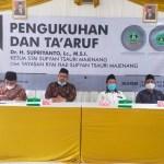 Pelantikan Ketua STAI Sufyan Tsauri Majenang Masa Khidmat 2021 – 2025