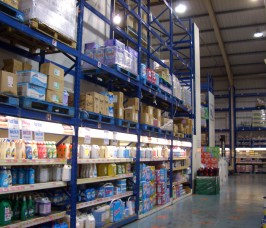 Retail Cash Amp Carry Racking Stakapal Limited UK