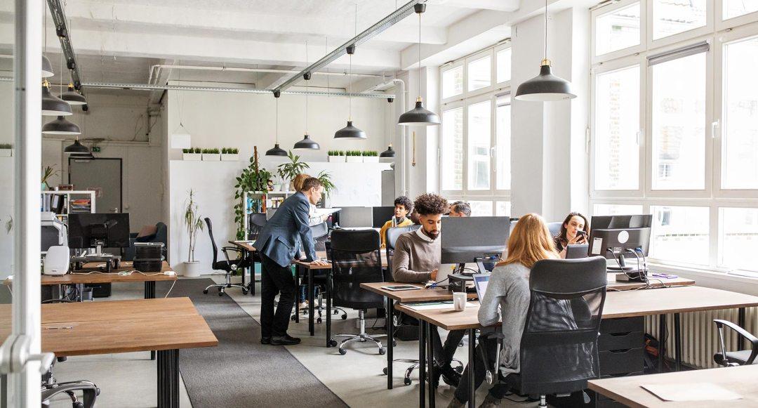 startup incubator on an innovative venue