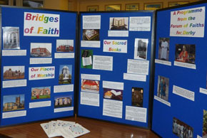 picture of Bridges of Faith Display at The Church on Oakwood