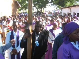 Way of the Cross Procession Chilobwe