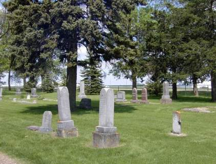The Staley Graves