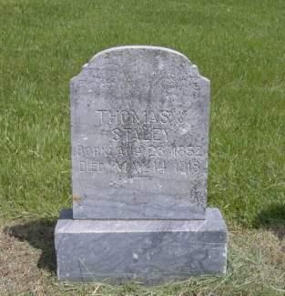 Thomas L Staley1852-1918