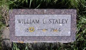William L Staley1856-1944