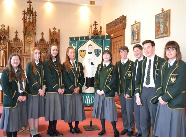 Caritas Award St Aloysius College Catholic School