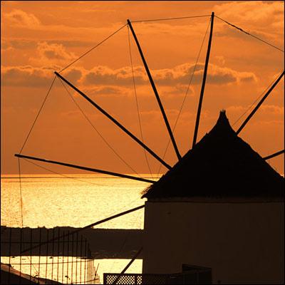 Santorin Oia paysages coucher de soleil Stamati photographe Avignon