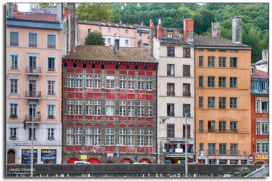 Lyon quartier St Jean, photographe j.marc Stamati