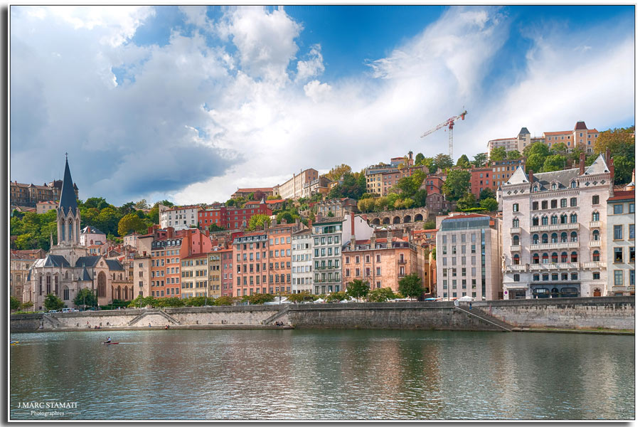 Lyon quartier St Jean, jean marc stamati photographe