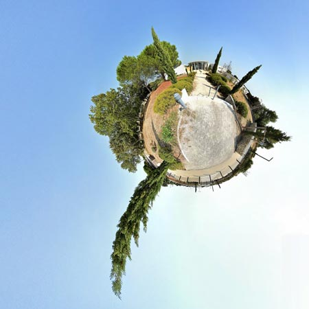 photographe panoramique 360 Avignon Nimes