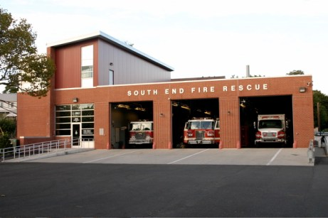 South End Fire Station