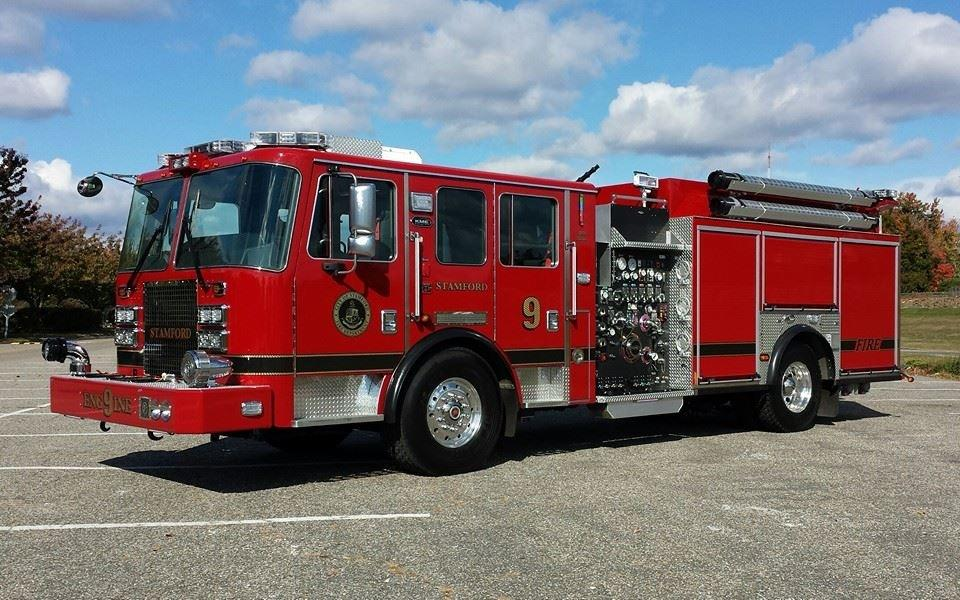 The Stamford Fire Department is Proud to Unveil the Newest ...