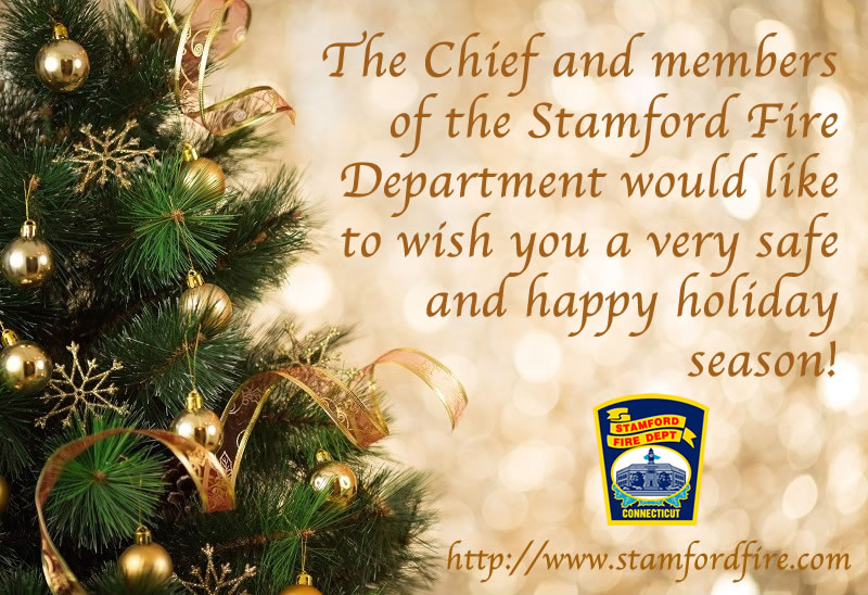 SFD Christmas Card
