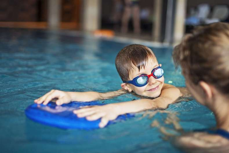 Parents and schools are being encouraged to focus on making sure children can swim this summer